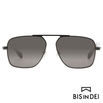 BIS IN DEI 電影明星主角框太陽眼鏡-黑