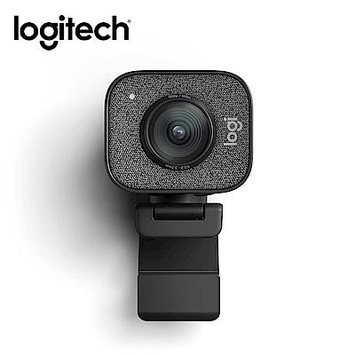 羅技 StreamCam 直播攝影機-黑