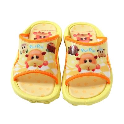 魔法Baby 童鞋 台灣製天竺鼠車車卡通授權正版舒適拖鞋 sa10804