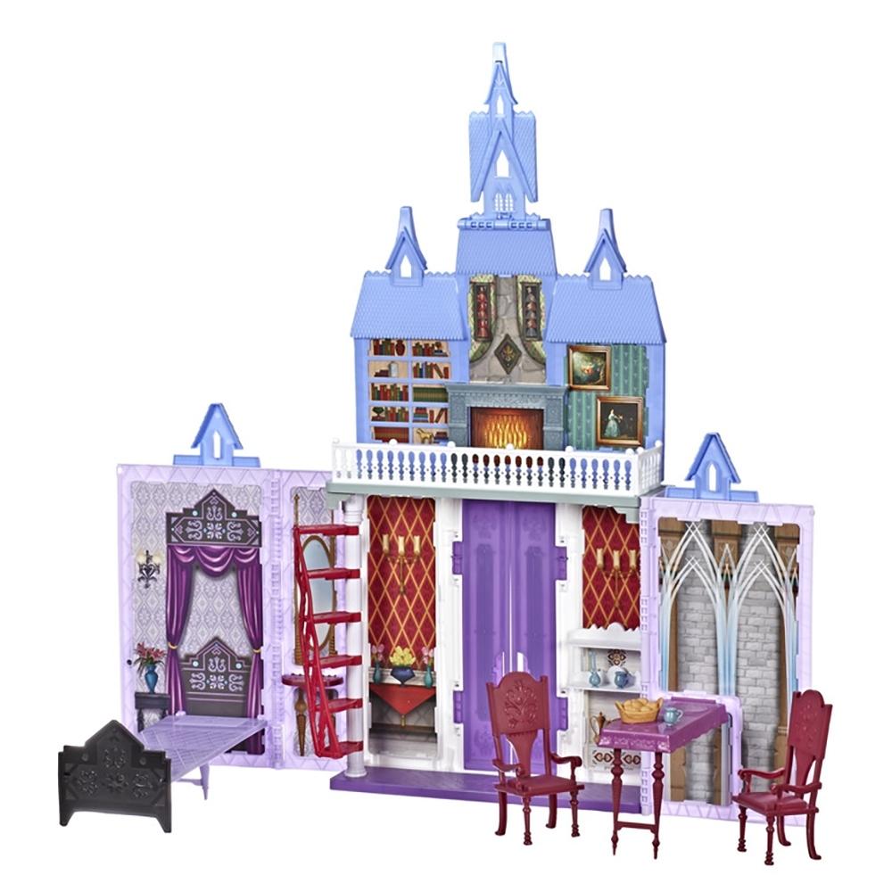 迪士尼公主系列 - 冰雪奇緣2 城堡娃娃屋
