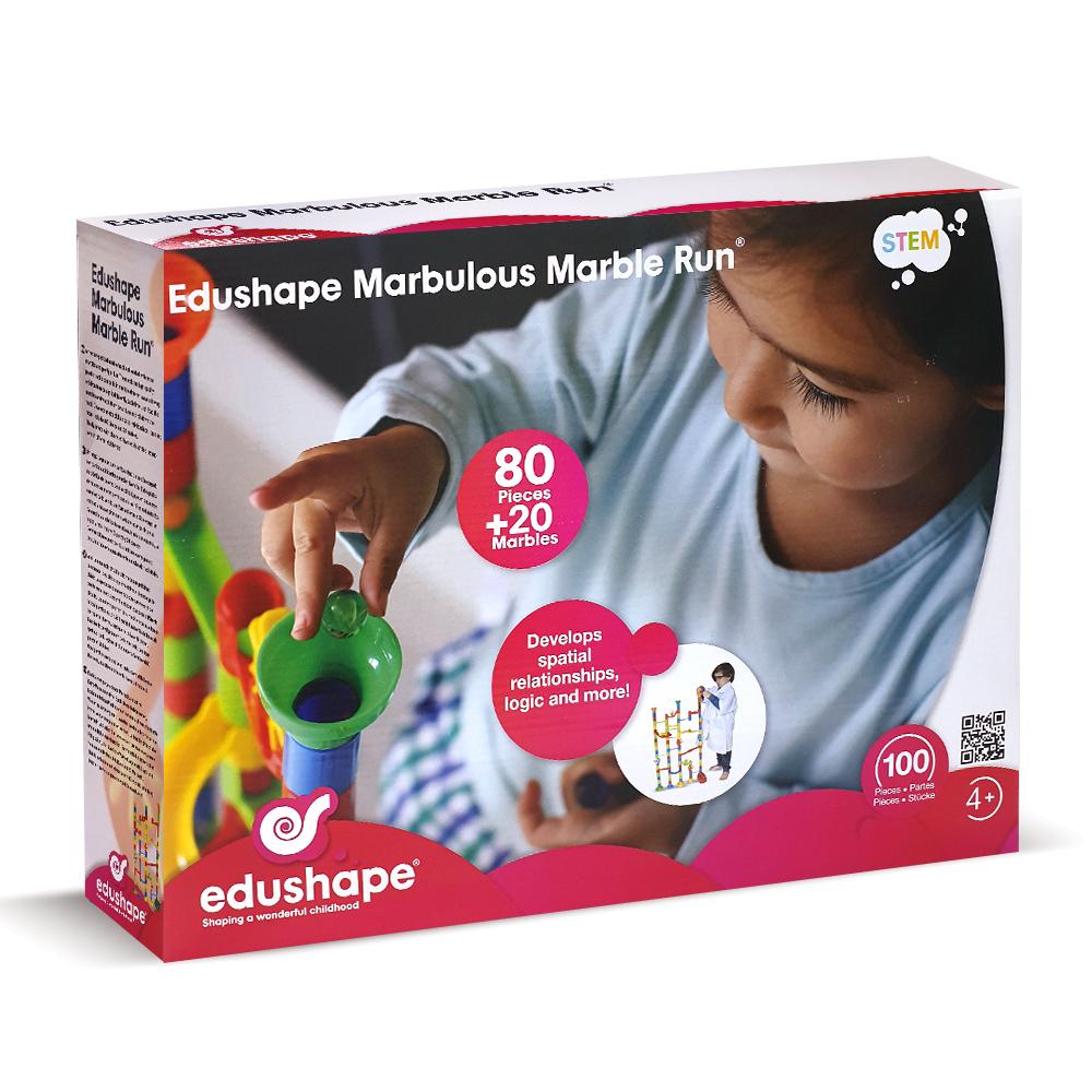 以色列 EDUSHAPE 兒童軌道益智玩具組