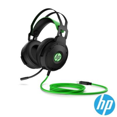HP Pavilion Gaming 600 電競耳麥(綠)