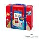 Faber-Castell 紅色系 連結彩色筆40色(旅行箱造型) product thumbnail 1