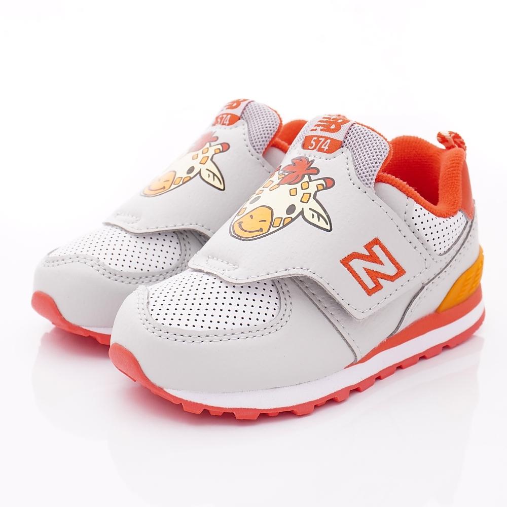 NewBalance  574機能童鞋款 ZOG白(小童段)