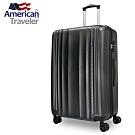 【American Traveler】29吋 慕尼黑系列 x 碳纖紋超輕量抗刮 (霧黑)