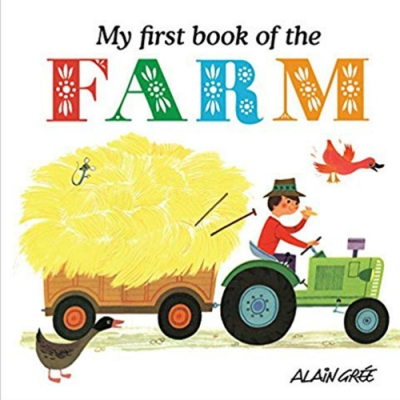My First Book Of Farm 我的第一本農場書