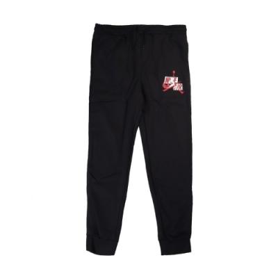 Nike 長褲 JMC Fleece Pant 運動休閒 男款 喬丹 飛人 棉質 縮口褲 基本款 黑 紅 白 DB6759010