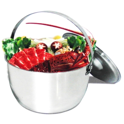 LOYANO 羅亞諾 御鼎#316提式調理鍋-19cm