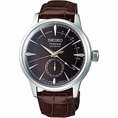 SEIKO精工Presage調酒師動力顯示機械錶(4R57-00E0M SSA393J1)