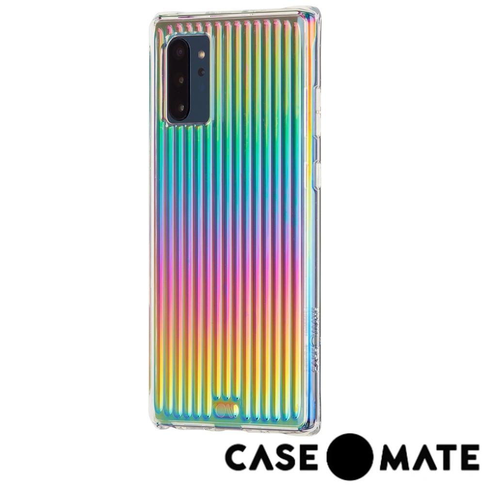 美國 Case●Mate Samsung Galaxy Note10+手機保護殼-彩虹波浪