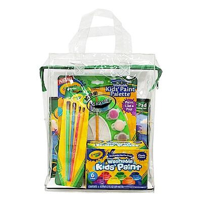 美國Crayola 繪兒樂 藝起彩繪創客組(4Y+)