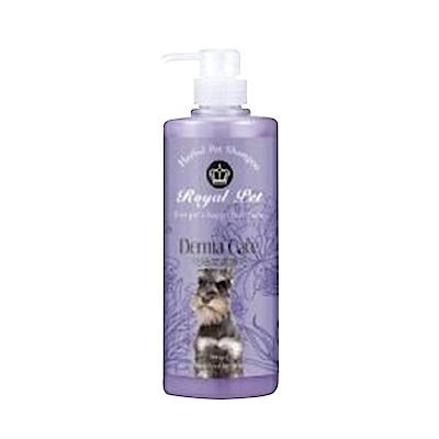 Royal Pet皇家寵物-皮膚呵護草本沐浴精華乳 500ml (RPD005) 兩罐組