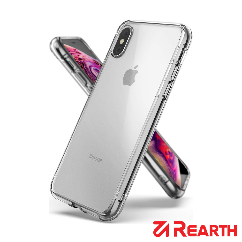 Rearth Apple iPhone XR (Fusion) 高質感保護殼