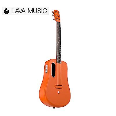 LAVA ME 2 L2 Freeboost 電民謠吉他 激光橙色款
