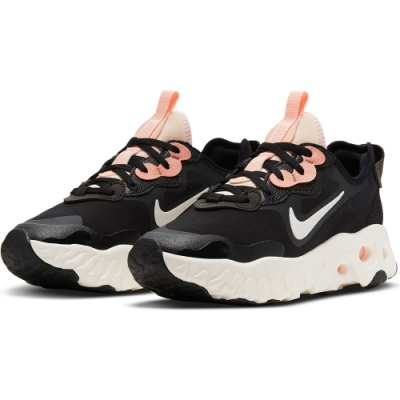 NIKE 慢跑鞋 緩震 健身 運動鞋 訓練 女鞋 黑 CN8203004 W NIKE REACT ART3MIS