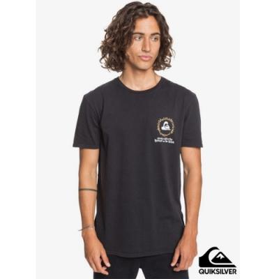 【QUIKSILVER】PIER BOWL SS T恤 黑色