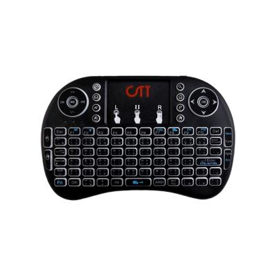 OTT澳德無線鍵盤滑鼠  2.4G迷你無線滑鼠鍵盤組 繁體注音 支援機上盒 電腦 筆電 桌機