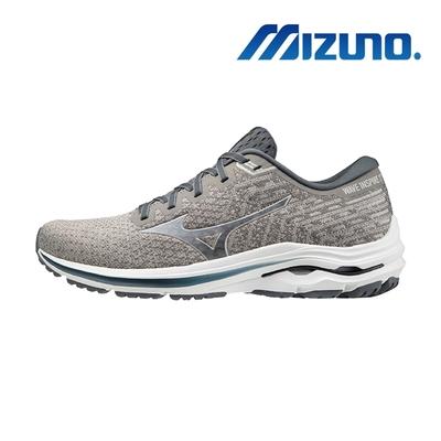 【MIZUNO 美津濃】WAVE INSPIRE 17 WAVEKNIT 男慢跑鞋(J1GC211339)