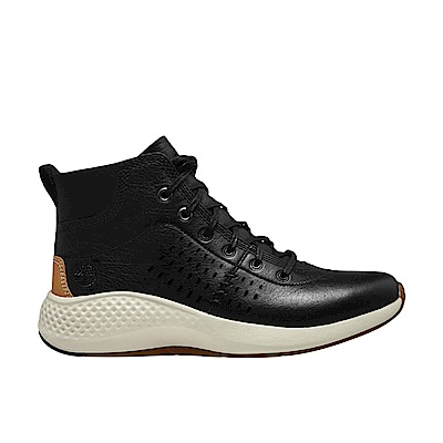 Timberland 女款Flyroam黑色中筒飛型鞋 | A1PCS015