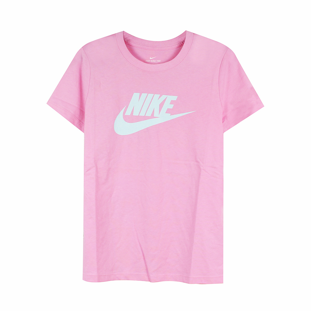 Nike 女 ESSNTL ICON FUTUR 圓領T(短) @ Y!購物