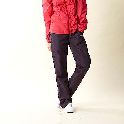 【TOP GIRL】風衣長褲-紫