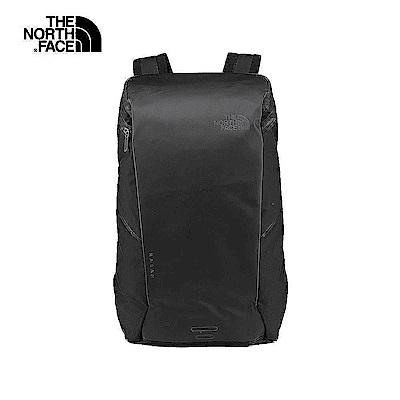 The North Face北面男女款黑色舒適防護休閒後背包|2ZEKJK3