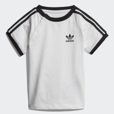 adidas 3-STRIPES 短袖上衣 男童/女童 DV2824
