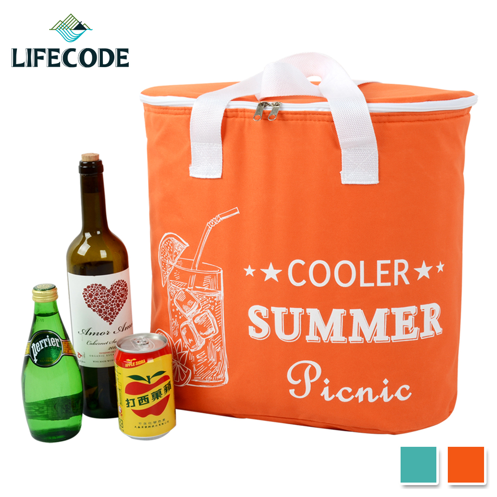 LIFECODE COOLER大容量保冰袋28L 2色可選 product image 1