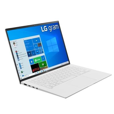 【LG 樂金】Gram Z90P 14吋筆電-白色(i5-1135G7/8G/512G NVMe/WIN10/14Z90P-G.AR54C2)