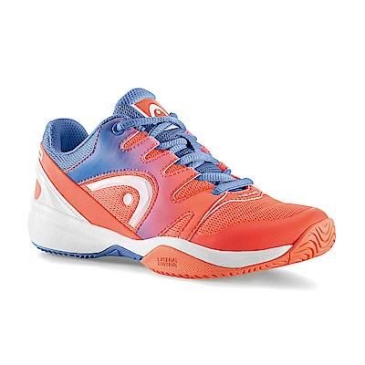 HEAD Sprint 2.0 兒童網球鞋-珊瑚紅/水手藍 275128