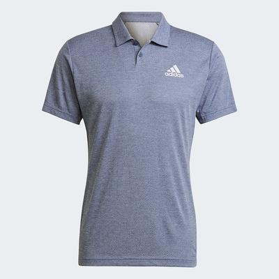 ADIDAS 上衣 運動 網球 高爾夫 POLO衫 男款 藍 GQ3730 HEAT.RDY POLO