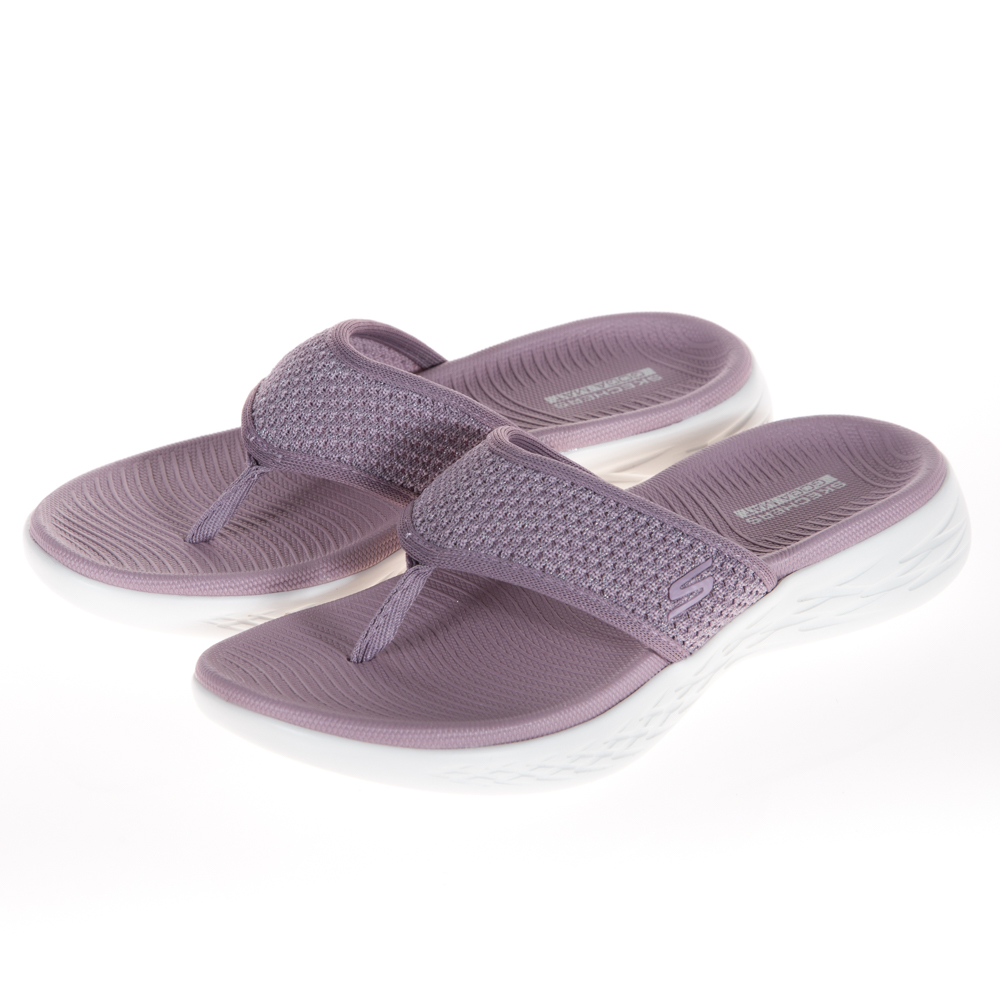 SKECHERS 女健走 ON THE GO 600涼拖鞋 - 16150LIL