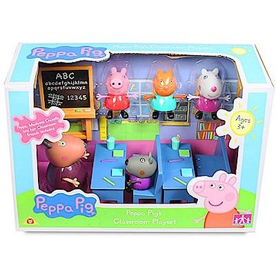 Peppa Pig 粉紅豬小妹 - 教室組