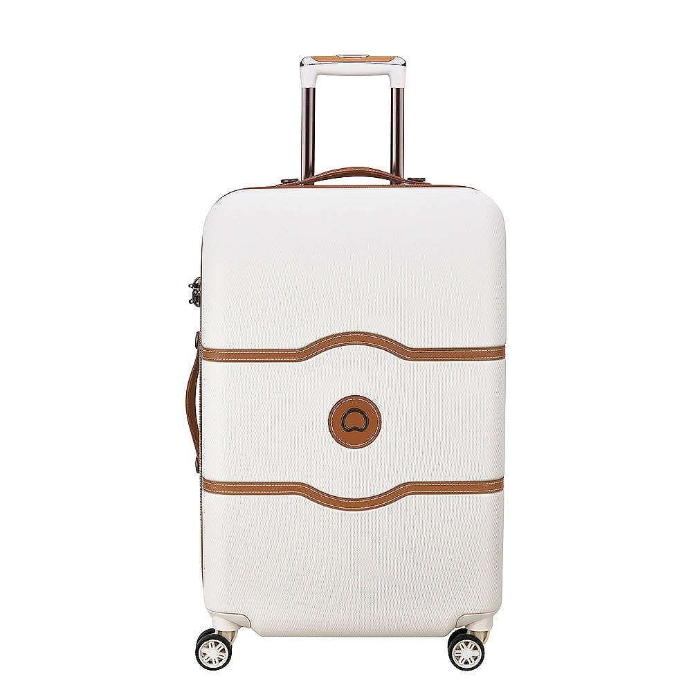 【DELSEY】CHATELET AIR-24吋旅行箱-米白色 00167281015