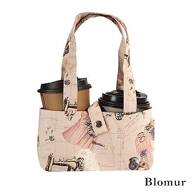 Blomur 雙杯套/早餐袋-洋裁工坊