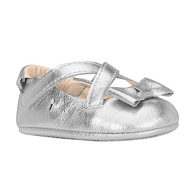 巴西BiBi童鞋_休閒款-銀色921161