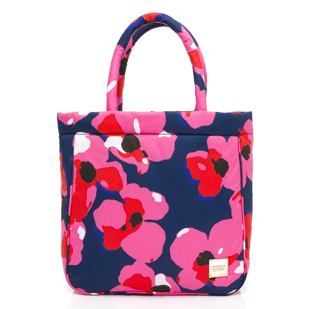 VOVAROVA空氣包-簡約手提包-翻糖朵朵系列/蜜桃甜心