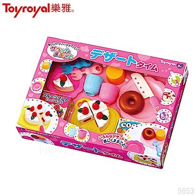 【任選】日本《樂雅 Toyroyal》可愛甜心-切切樂組合