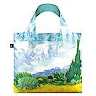 LOQI 購物袋-博物館系列 (麥田?新 VGWHN)