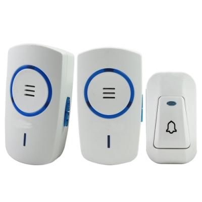 一對二插電式無線數位緊急看護門鈴 B1-2020