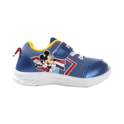 魔法Baby 男童鞋 台灣製迪士尼米奇正版休閒運動鞋 sd3126