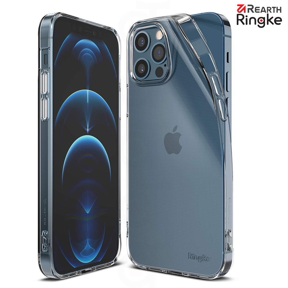 【Ringke】Rearth iPhone 12 / 12 Pro [Air] 纖薄吸震軟質手機殼