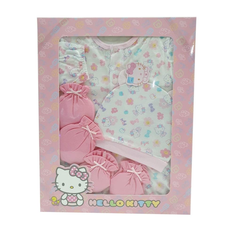 Hello Kitty 凱蒂貓  彌月禮盒組(KHA902P)