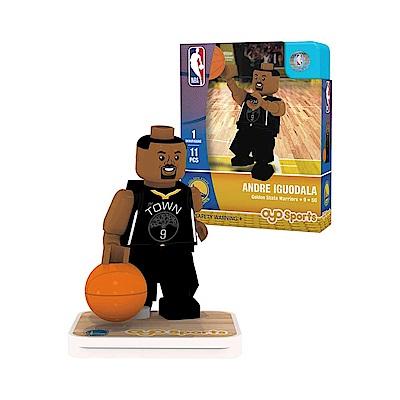 OYO Sports NBA 球員公仔 勇士隊 Andre Iguodala