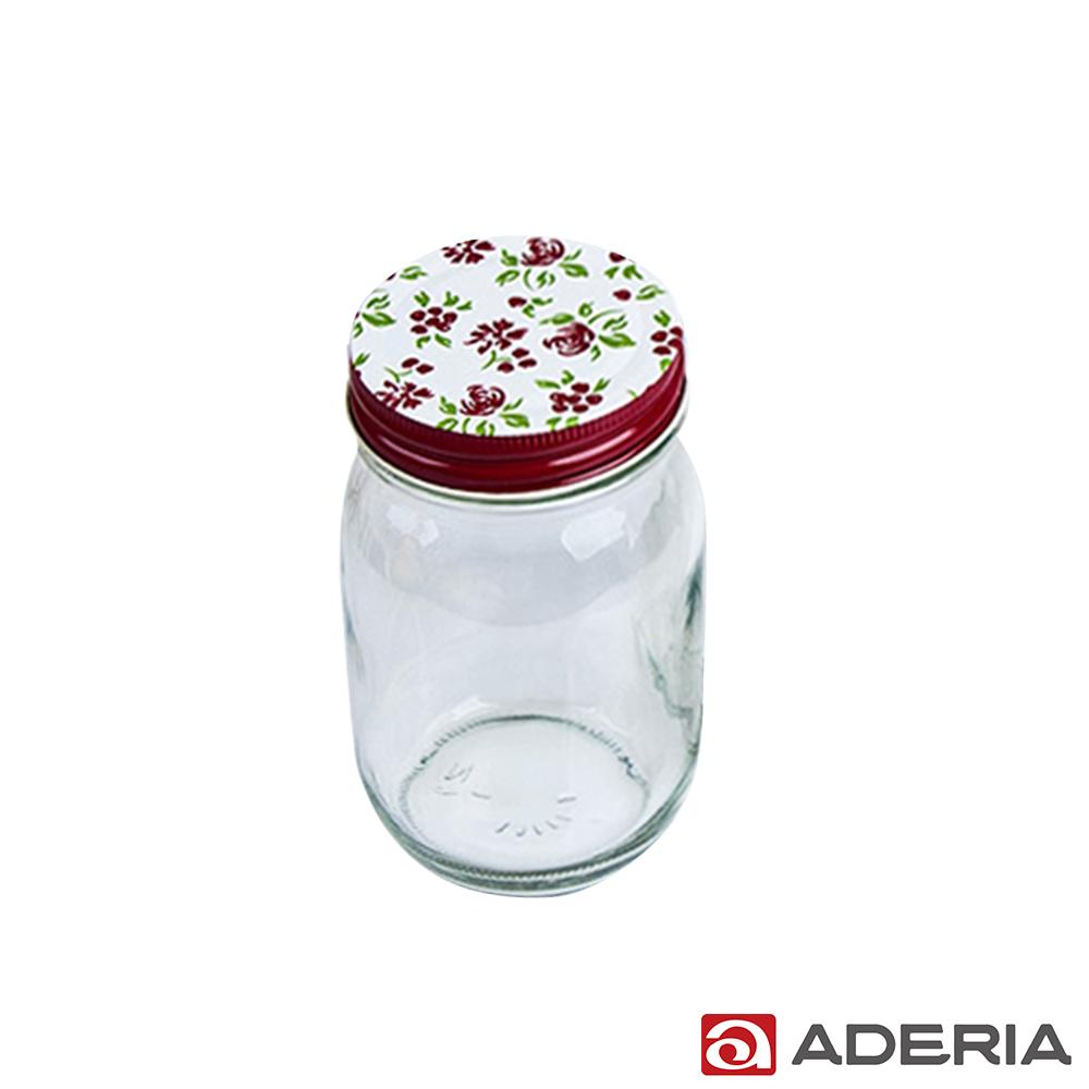 ADERIA 日本進口收納玻璃罐450ml