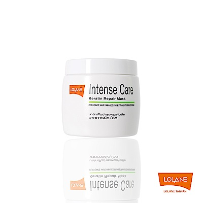 LOLANE蘿瀾 高效修護角蛋白髮膜-燙髮及直髮燙適用(200g)