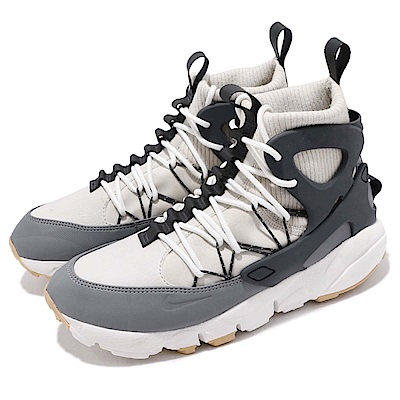 Nike 休閒鞋 Air Footscape Mid 女鞋