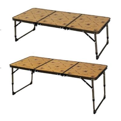 KAZMI K8T3U010 輕量三折合野餐桌含收納袋 K8T3U010