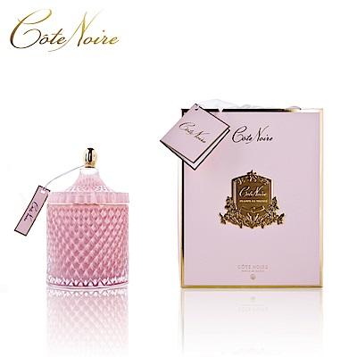 法國 CoteNoire 蔻特蘭 粉紅香檳藝術香氛蠟燭450g