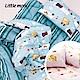 【little moni 】兒童寢具三件組(睡墊 涼被 枕頭) -城市汽車(藍綠色系) product thumbnail 1